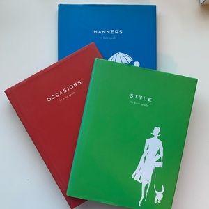 Kate Spade Book Set